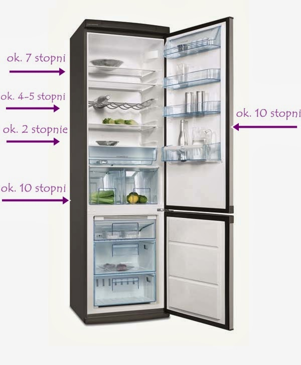Porządek w lodówce jak prawidłowo przechowywać