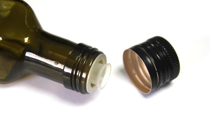 nakretka czarna marasca oliwka