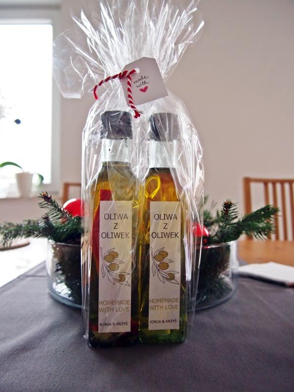 domowej roboty oliwa smakowa