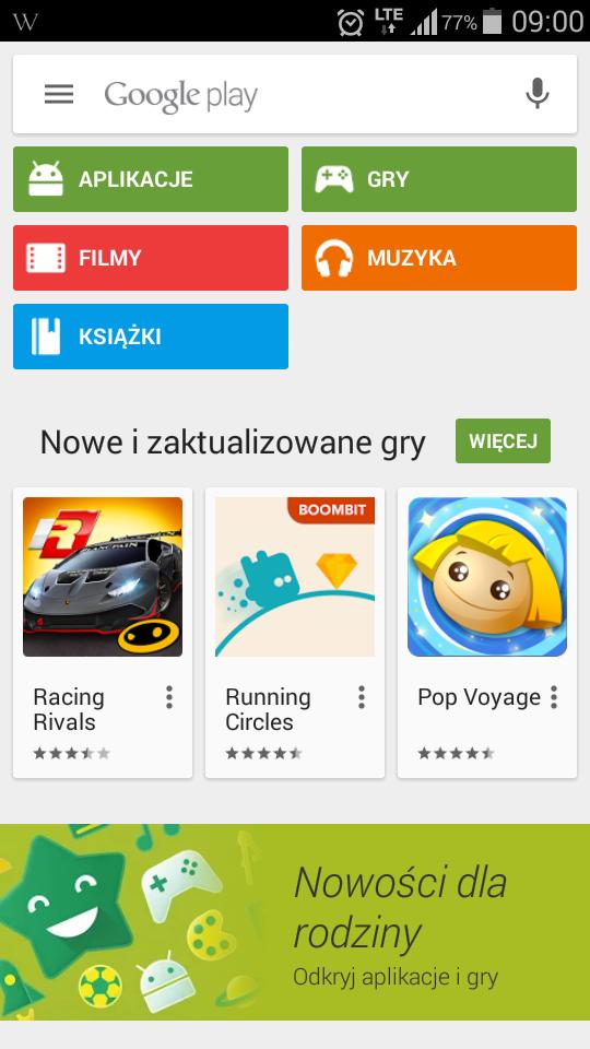 Aplikacja Menadzer Wydatkow