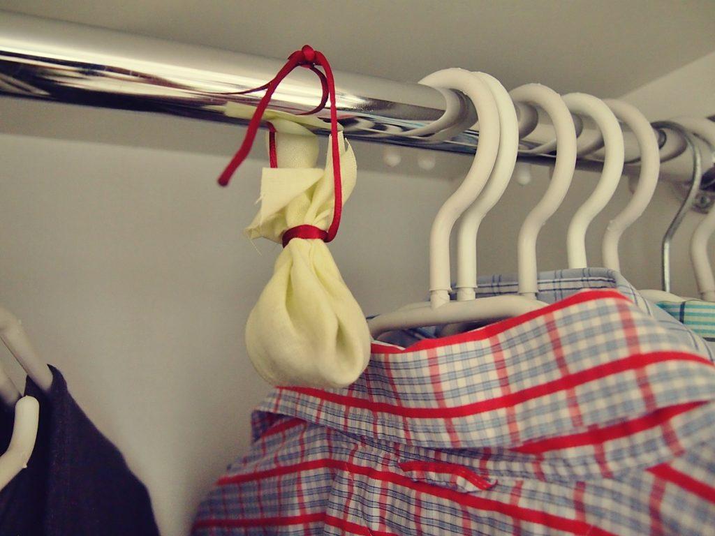 Jak zrobić woreczki z lawendą bez szycia