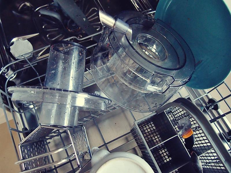 jak wyczyścić sokowirówkę