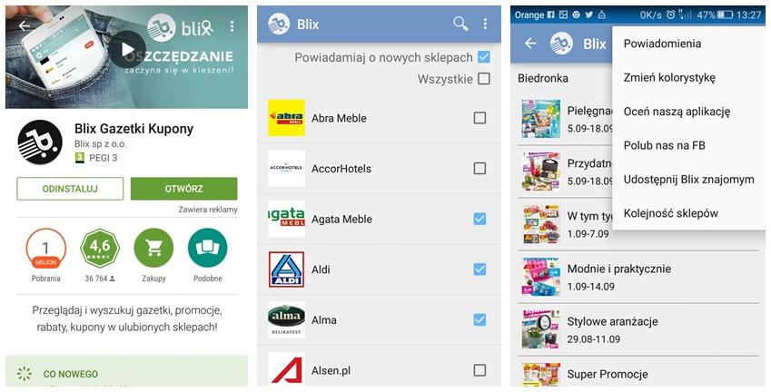 aplikacje na telefon które pomagają w szukaniu promocji