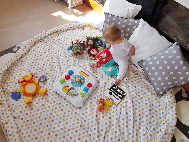 organizacja kącika dziecięcego w salonie sangotrade
