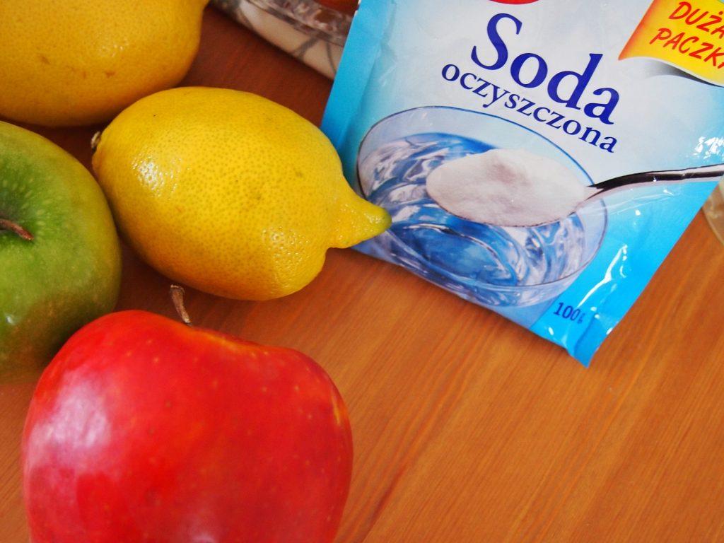 jak pozbyć się pestycydów z owoców i warzyw