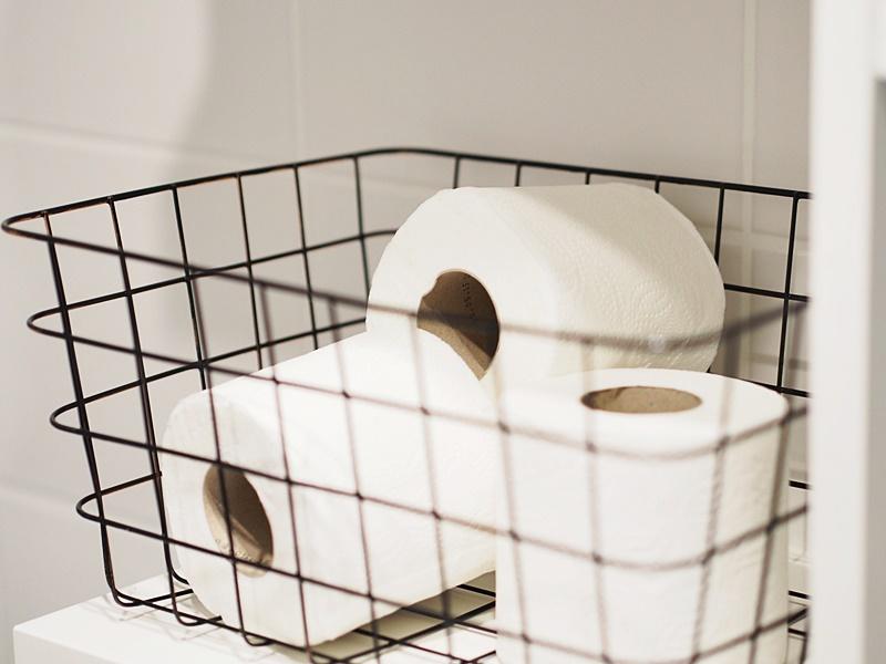 Jak Zrobić Koszyk Na Papier Toaletowy Perfekcyjnawdomupl
